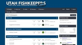Forum - - Utah Fishkeepers