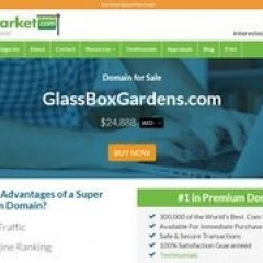 Retailer - - Glass Box Gardens